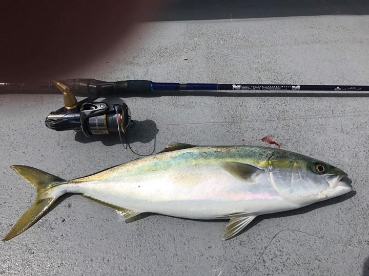 広島県の遊漁船、NAKAMARUの名嘉船長からも釣果報告頂きました!