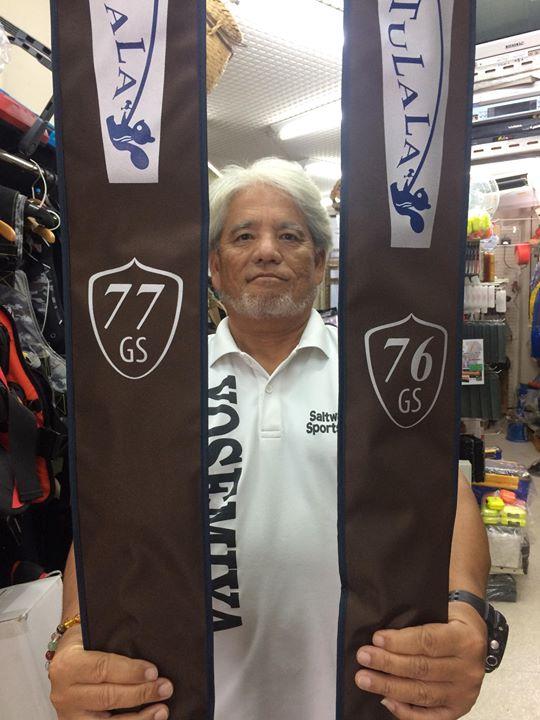 定期巡回&営業にて…那覇市YOSEMIYA にツララ グリッサンド77と76を納品!